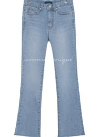 LABES SLIM BOOTS DENIM PANTS