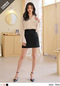 BELLO CUFFS SLIT BLOUSE WITH CELEBRITY _ I wear Kim So Yeon, the most beautiful daughter in the world