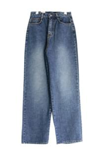 Sand Exhaust Wide Denim