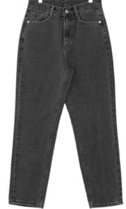 Dark Gray Boy Pitch Crop Pants