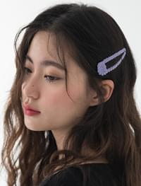 spangle point hair pin