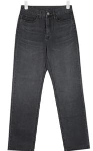 robust straight pants (s, m)