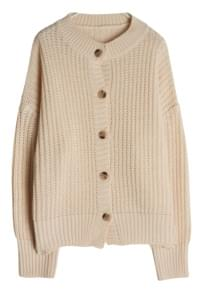 Pastel hatch cardigan