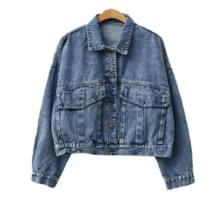 Shorts short denim jacket