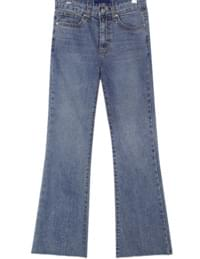 MERIT BOOTS CUT DENIM PANTS