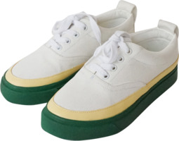 comfortable cotton sneakers