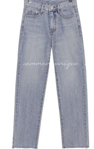 CRUM SEMI BAGGY DENIM PANTS