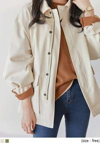 FATE BOXY COTTON YASANG JACKET