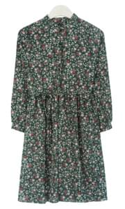 Aleana Flower Dress