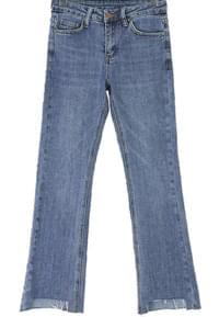 Season denim pants