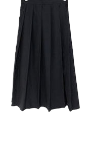 Midi Love Pleated Skirt