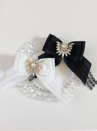Butterfly Ribbon Brooch