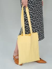 colorful cotton eco bag