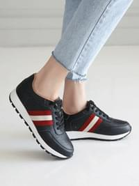 Perfect height sneakers 4.5cm