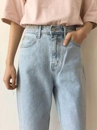 Roro's denim pants