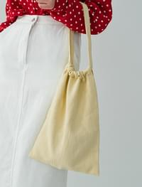 daily cotton string bag