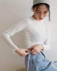 double string slim T