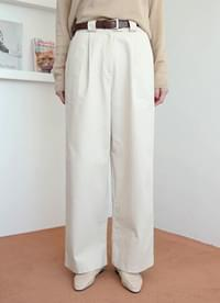 Two Button Bending Pants