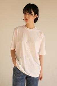 daily cotton half tee