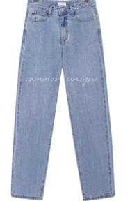 CONNECT SEMI BAGGY DENIM PANTS