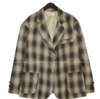 WINDER CHECK OVER FIT JACKET