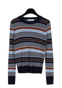 Kinder stripe knit