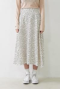 Lot Em Flower Skirt