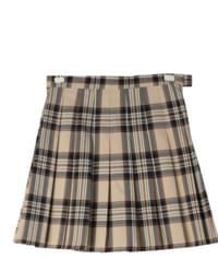 Lily Check Tennis Skirt