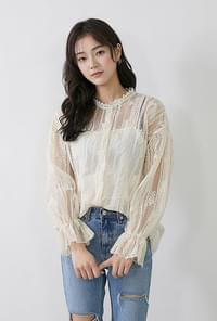 Bijouxi blouse SET
