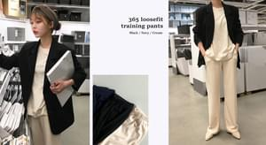 365 loose-fitting training pants