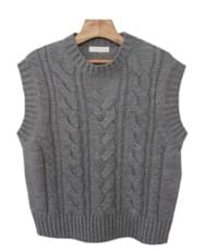 Better-knitted vest