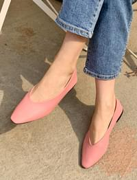 Rainbow Simple Flat Shoes