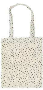 Charming dot eco bag_J (size : one)