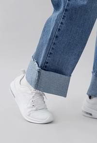 Deicerick roll-up pants