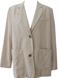 Blog-linen cotton jacket