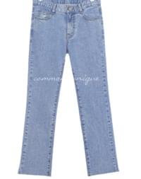 MILCO WASHING SLIM DENIM PANTS