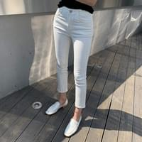 Hidden Banding Date Fit Pants
