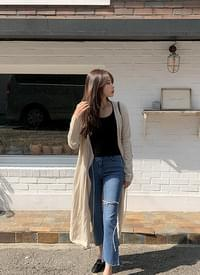Dining Lab Knitted Cardigan