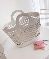 Acrylic daily tote