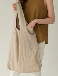 cozy big eco bag