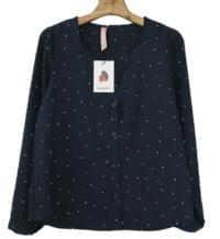 Marmalade ♥. Diamond dot blouse