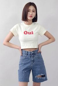 Owl Crop T-shirt