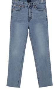 Magic slim straight denim_B 牛仔褲