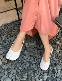 Formal middle flat shoes_B