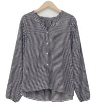 B shirring blouse (3color)