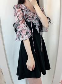 Sella Flower Dress