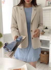 New Bay linen single jacket