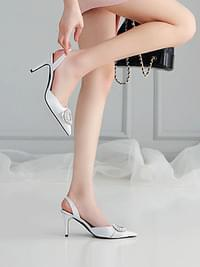 Mito Ashling Bag Stiletto Heel 8cm