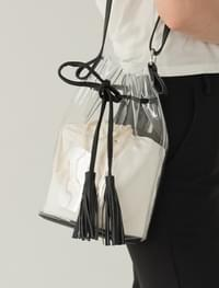 clean bucket bag