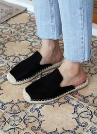Cork slippers